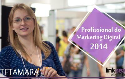 Tamara Costa foi Selecionada para o Prêmio Mercado Digital 2014