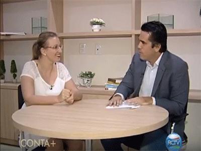 Entrevista da Tamara Costa para RCTV em João Pessoa